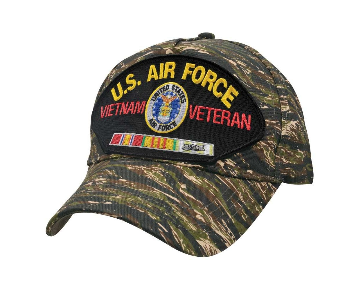 AIR NATIONAL GUARD Ball Cap ANG US Air Force USAF Reserve OEF OIF Gulf War Hat