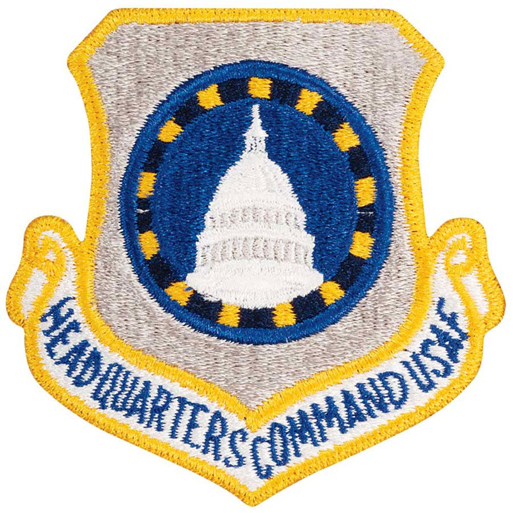 Air Force Headquarters Command Patch