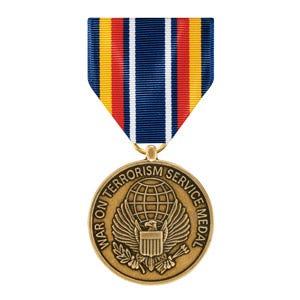 Global War on Terror Service Medal