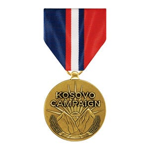 Kosovo Medal