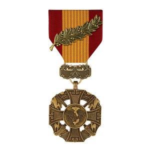 Republic of Vietnam Gallantry Cross with Palm Device