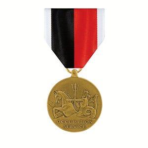 Navy Occupation Medal