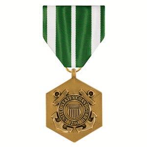 Coast Guard Commendation Medal