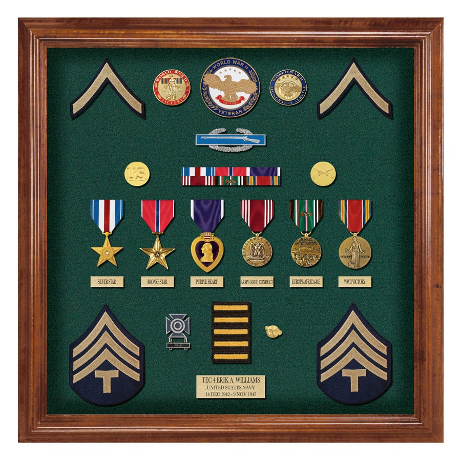 Army Shadow Box